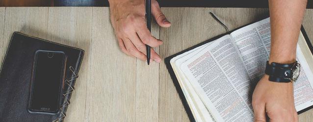 Bibelleseprosjektet: «Gi oss i dag vårt daglige brød»